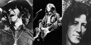 Шесть самых влиятельных Blues Rock музыкантов