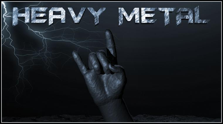 Все про музыкальный стиль heavy metal