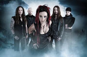 Группа Xandria