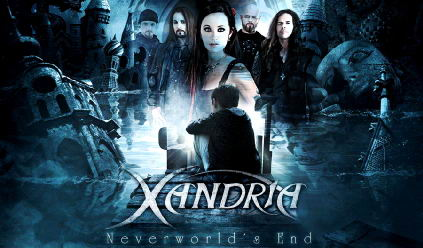 Рецензия Xandria - Neverworld's End (2012)