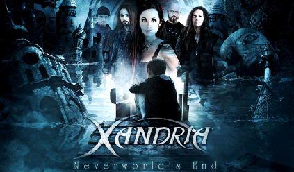 Рецензия Xandria - Neverworld's End (2012)