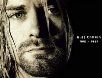 Смерть Курта Кобейна из группы Nirvana