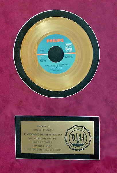 Как сертифицируются музыкальные пластинки