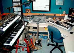 Какое помещение лучше выбрать для записи музыки