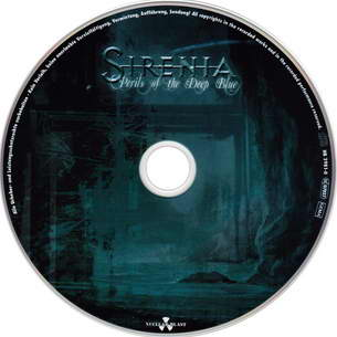 Диск Sirenia - Perils Of The Deep Blue