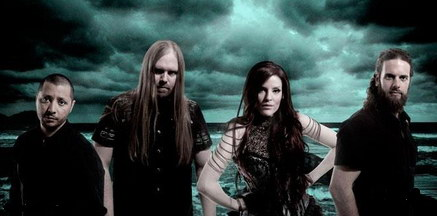 Группа Sirenia в 2013 году