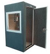 Вокальная кабина для студии звукозаписи