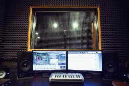 Советы по акустическому оформлению студии звукозаписи