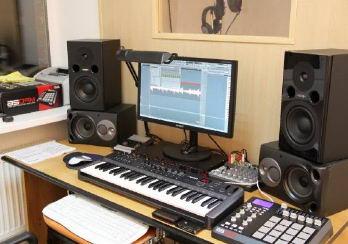 Компьютер и ПО для домашней студии звукозаписи