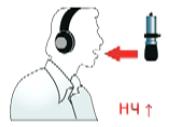 Запись вокала с близкого расстояния до микрофона