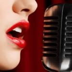 Расположение микрофона при записи вокала