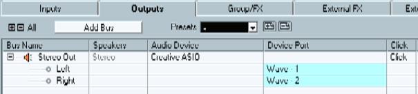 Как настроить ASIO Driver в программе Nuendo