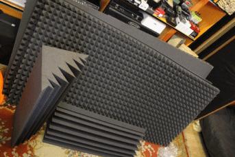 Для чего нужны акустические экраны в студии звукозаписи
