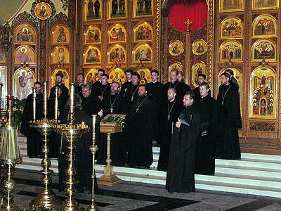 Появление церковной музыки