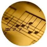 Музыкальные обозначения всех нот