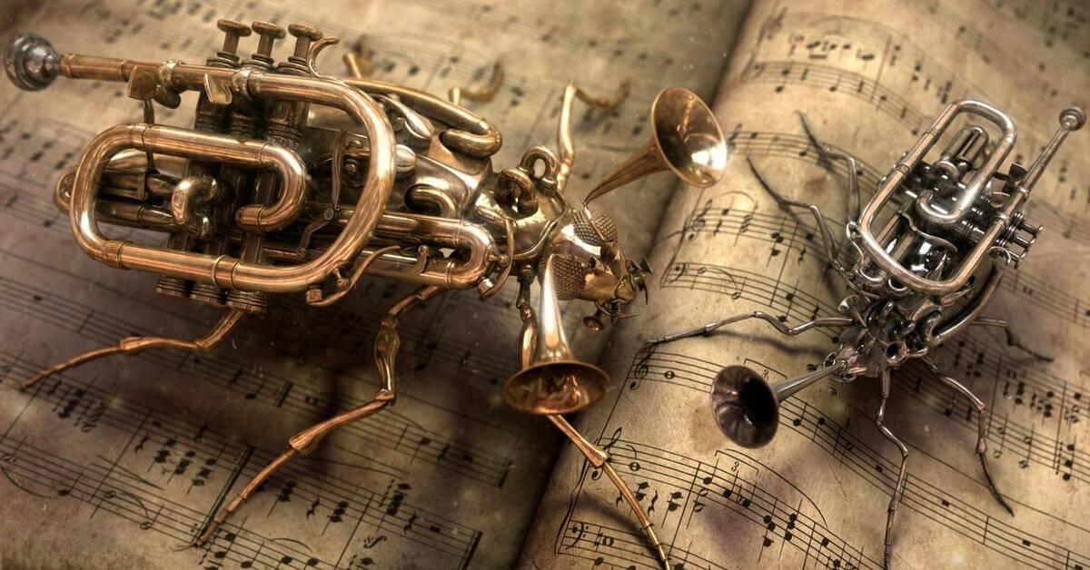 жанры музыки и их описание