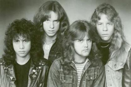 Как группа Metallica в 80-ых повлияла на развитие Trash metal