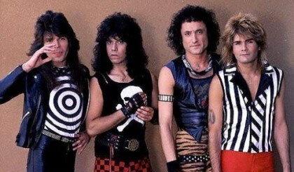 Quiet Riot положил начало эволюции metal 80-ых годов