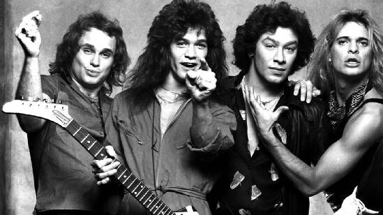 Van Halen в новой волне американской тяжелой музыке