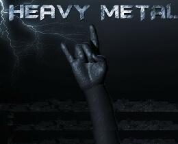 Особенности и история развития heavy metal music