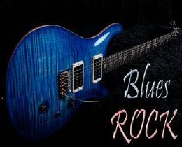 Что такое жанр Blues Rock