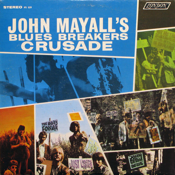 John Mayall & The Bluesbreakers — Crusade