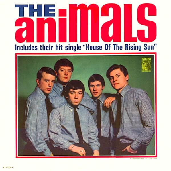 The Animals — The Animals